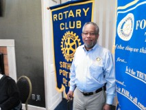GEW proud supporter of Rotary – Rotarian and G.E.W. Partner Bruce Poinsette
